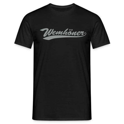 wemhoner - Men's T-Shirt