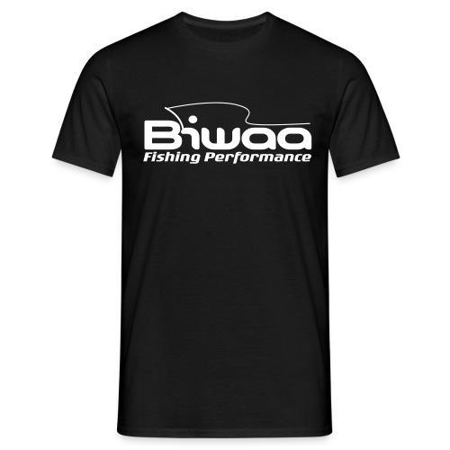 logo biwaa noir sans fond - T-shirt Homme