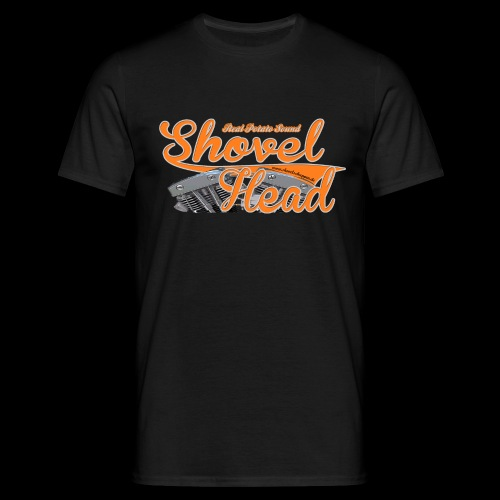 Shovelhead Real Potato Sound - Männer T-Shirt