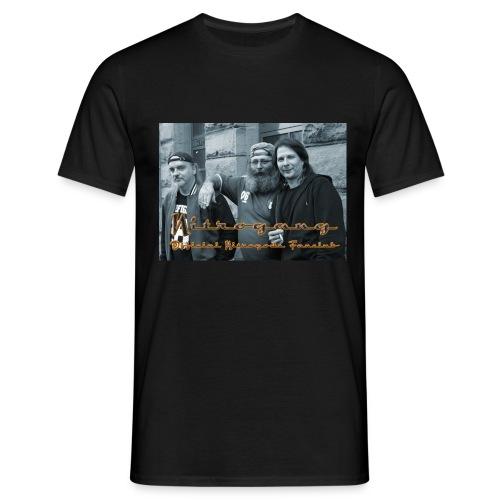 Three Men And a Gang - Männer T-Shirt