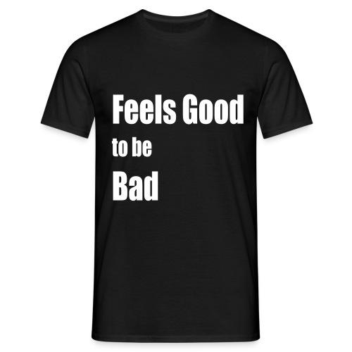 goodbad - Männer T-Shirt