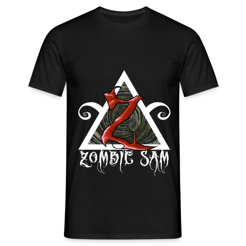 Zombie Red - Men's T-Shirt