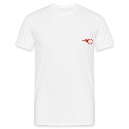 Stick Cricket Logo - Men's T-Shirt
