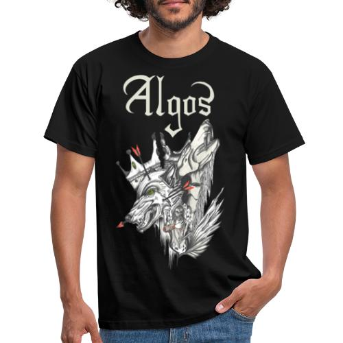 Algos - Amongst Monoliths - Men's T-Shirt