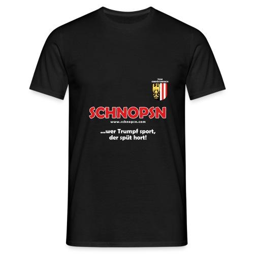 T Shirt Oberösterreich png - Männer T-Shirt