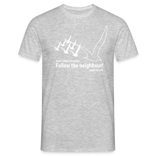 new emergence - Mannen T-shirt
