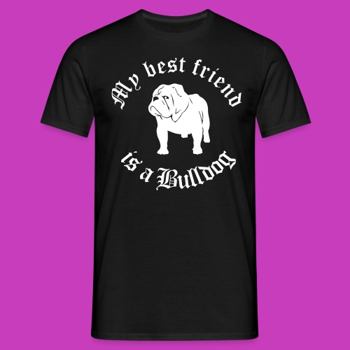 englaender daniel - Männer T-Shirt