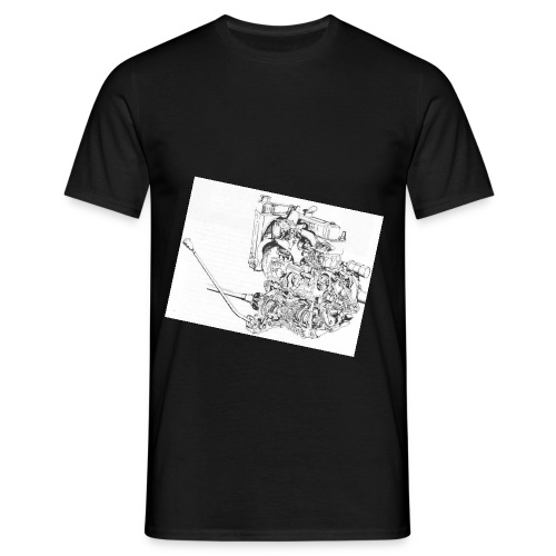 aseries - Men's T-Shirt