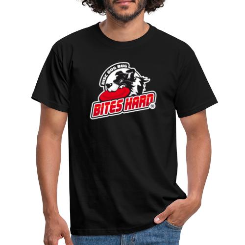 Disc Dog Bug Bites Hard - Men's T-Shirt