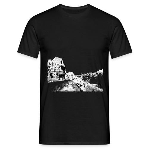 J'aime Mouleydier - Pont F - T-shirt Homme