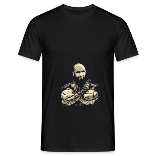 MTeVrede 27 Azrael2 - Men's T-Shirt