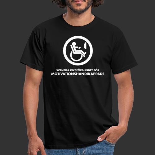 naken motivhandikappriks - T-shirt herr
