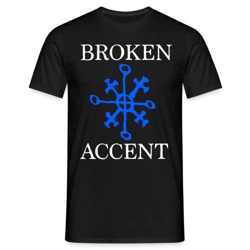 AndrasBlack png - T-skjorte for menn
