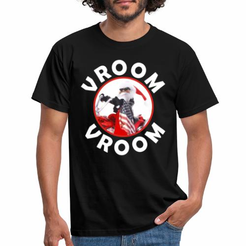 santa vroom - Men's T-Shirt