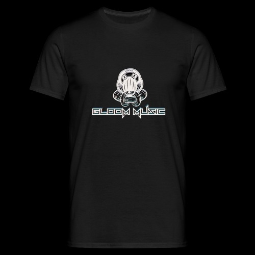 GLOOM MUSIC LOGO 3D - Men's T-Shirt