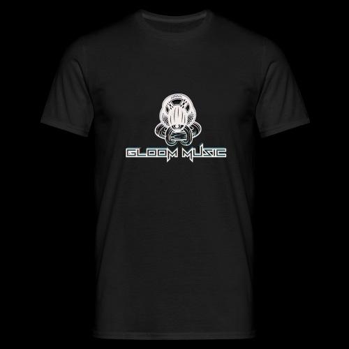 GLOOM MUSIC LOGO 3D - Men's T-Shirt
