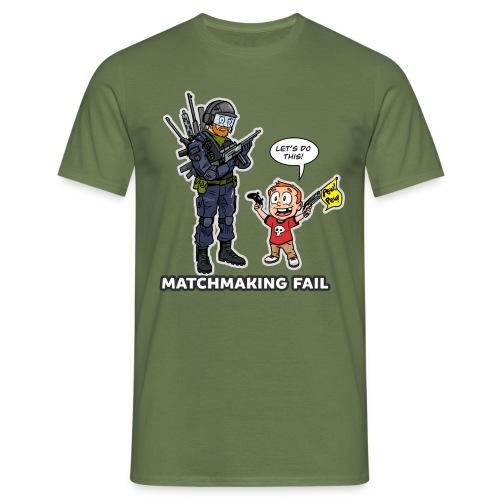 matchmaking1 - Men's T-Shirt