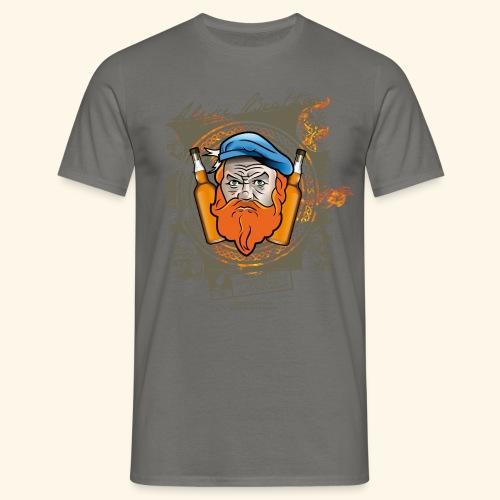 Malthead Whisky T Shirt - Männer T-Shirt