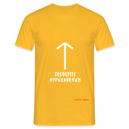insoumisHyperboréen - T-shirt Homme