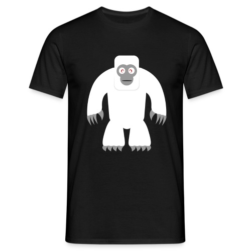 Yeti - Männer T-Shirt
