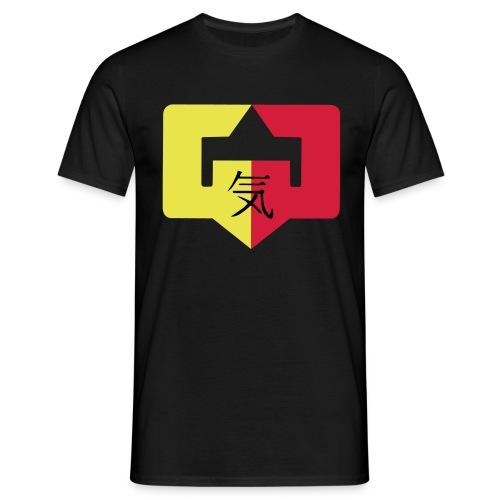 logogoldenglorykopie - Männer T-Shirt