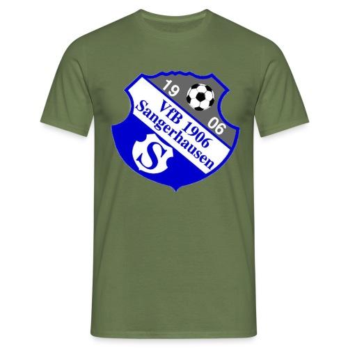 logo sehr gross - Männer T-Shirt
