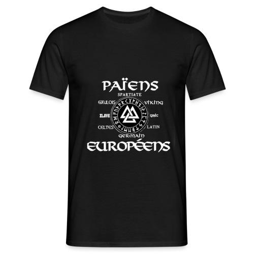 PaïenEuropéen - T-shirt Homme