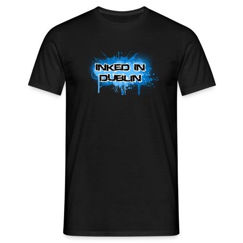 iid logo - Men's T-Shirt