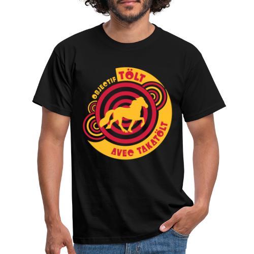 Objectif Tölt 2 - T-shirt Homme