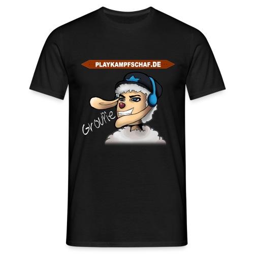 ShirtGroupie png - Männer T-Shirt