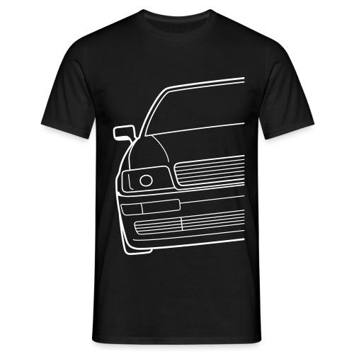 Cabrio T89 V6 front - Männer T-Shirt