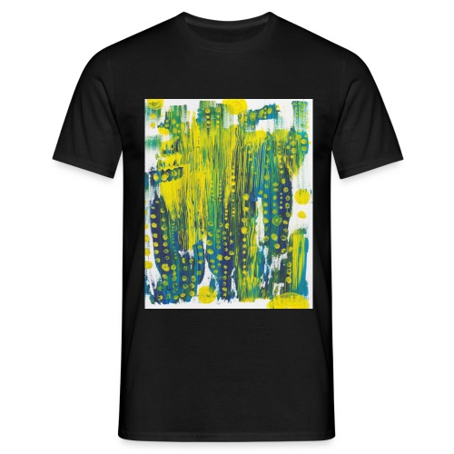 Sunlight Scatters - Men's T-Shirt