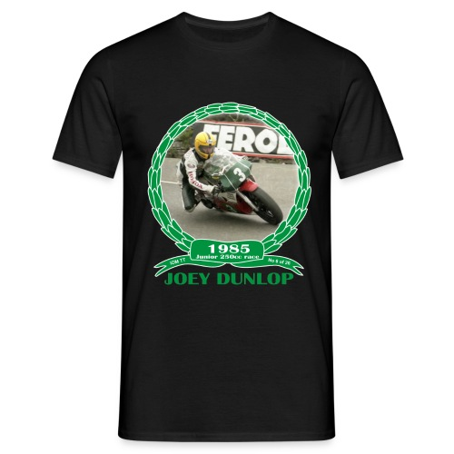 no 6 1985 junior 250cc - Men's T-Shirt