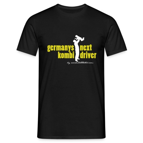 kombidriver Herren - Männer T-Shirt
