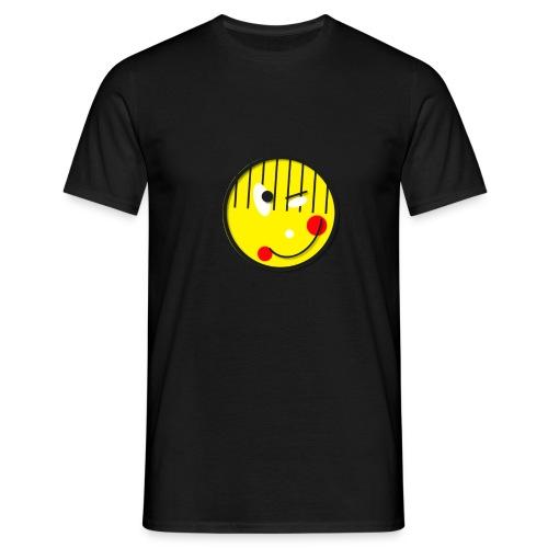 Girlieshirt verrückt - Männer T-Shirt
