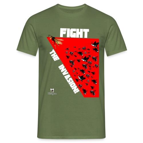 FIGHT THE INVASION - Camiseta hombre