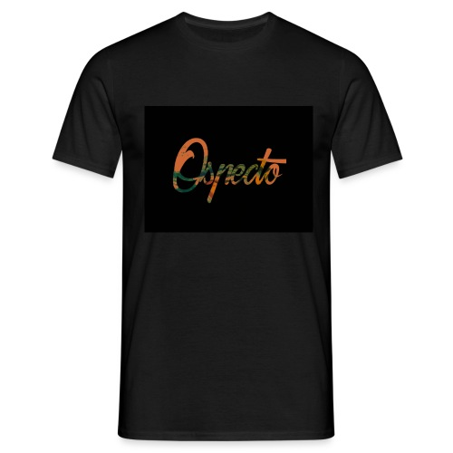 Ospecto logo - T-shirt Homme