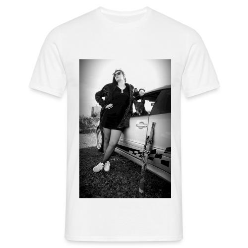 HELLSTARZ ALICIA I - T-shirt Homme