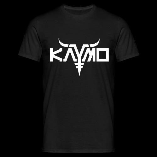 KayMo Logo - T-skjorte for menn