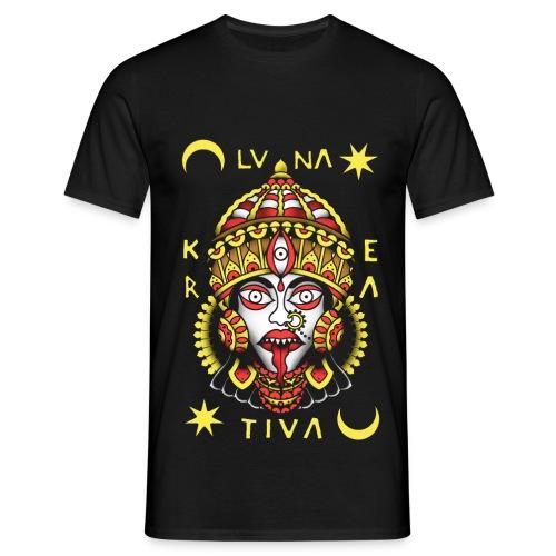 Luna Kreativa - Kali-Ma - Miesten t-paita