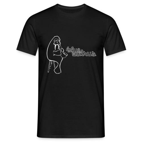 The Blue Walrus - Men's T-Shirt