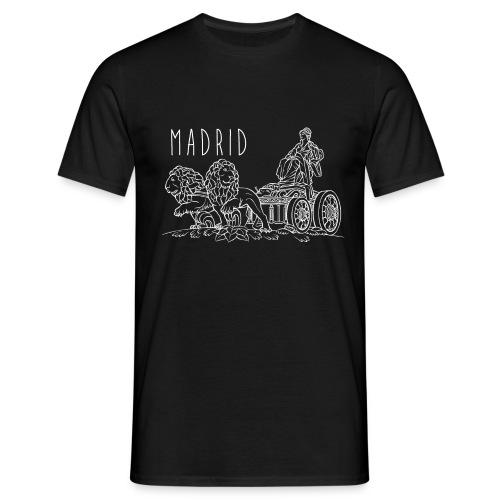 CIBELES BLANCO - Camiseta hombre