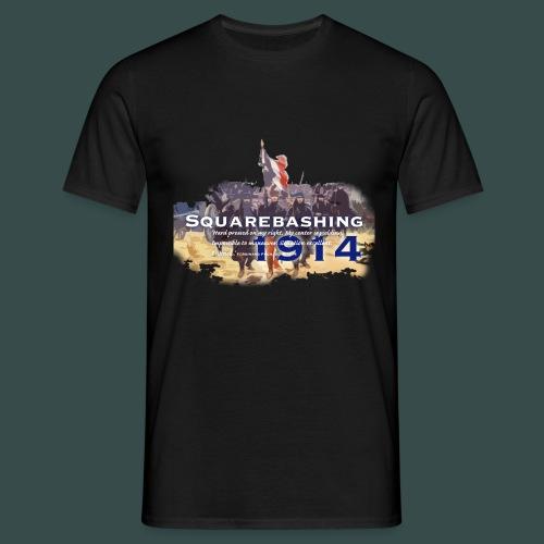 squarebashing_tshirt - Men's T-Shirt