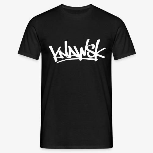 KNAWSK Logo - Männer T-Shirt