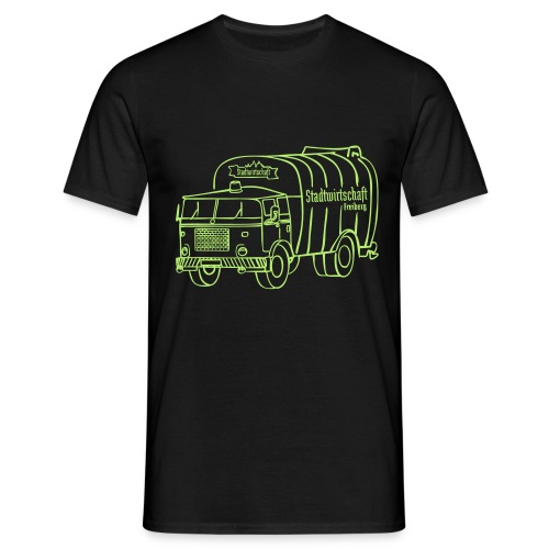Stadtwirtschaft BOBR - Männer T-Shirt