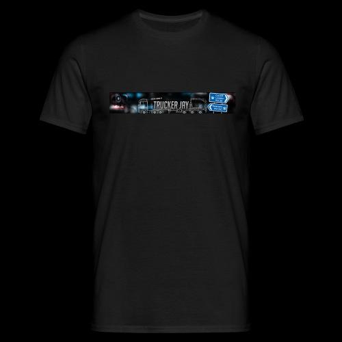Trucker Jay - Men's T-Shirt