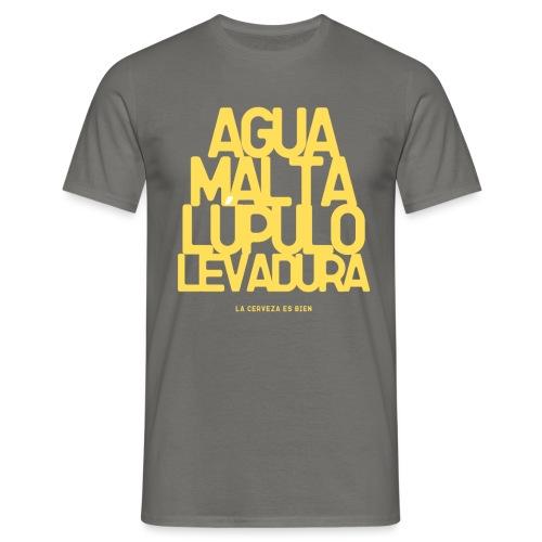 Craft Beer - Camiseta hombre