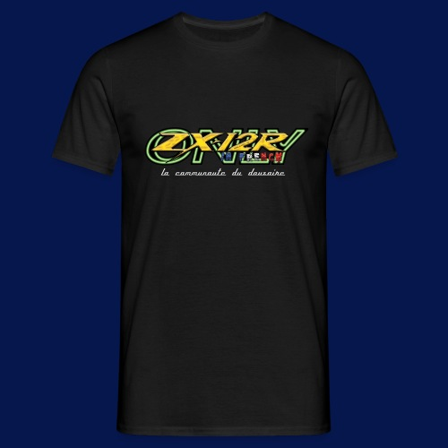 ZX12R In French Only community - T-shirt Homme