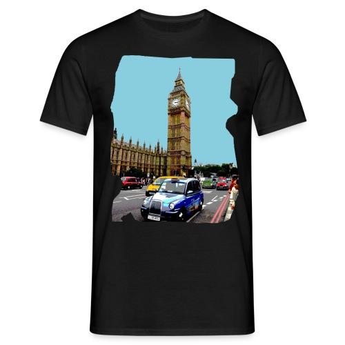 London BigBen - Mannen T-shirt