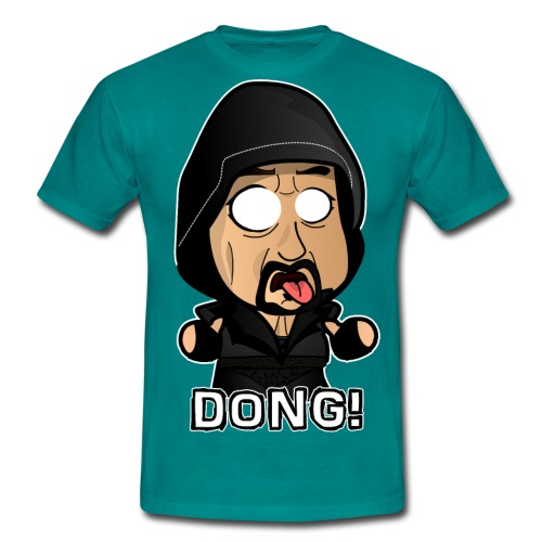 Chibi Undertaker Hood Dong - Men's T-Shirt